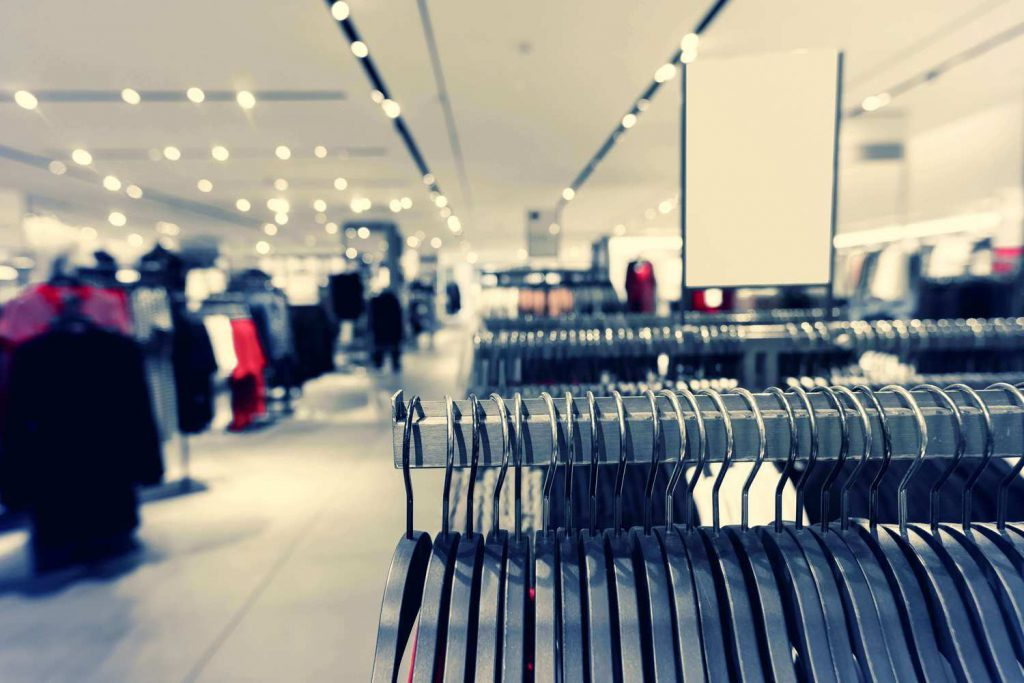 Commercial retail security